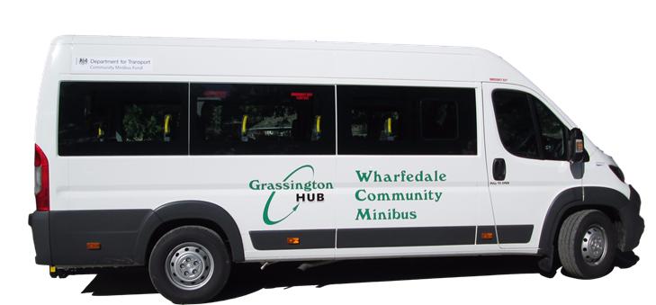 Community Transport Minibus