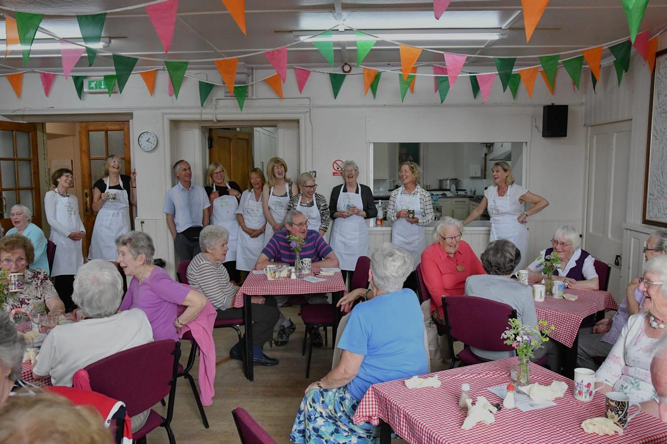 Grassington Lunch Club